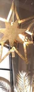 Bilde av Stjerne stor bladgull 1*40w